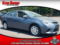 CARFAX 1-Owner. LE Plus trim. JUST REPRICED FROM