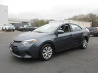 This 2014 Toyota Corolla S Plus is proudly offered by