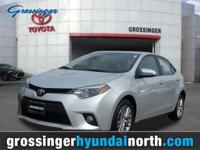 **2014 Toyota Corolla LE Plus** One Owner ** No