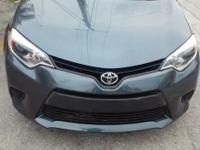 2014 Toyota Corolla LE Sedan 4 Doors On Sale Rebuilt