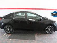 BLUETOOTH, Low Miles, 1-Owner, Clean Carfax, Corolla S