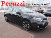 Ready to roll! Move quickly! Here at Peruzzi Toyota, we
