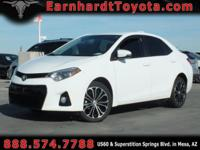 We are happy to offer you this 1-OWNER 2014 TOYOTA