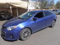 S Plus trim. CARFAX 1-Owner, Toyota Certified, ONLY