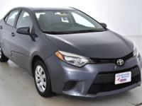 CARFAX One-Owner. Clean CARFAX. This 2014 Toyota