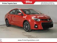 CARFAX One-Owner. Toyota Certified!, 2014 Toyota