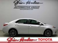 Options:  2014 Toyota Corolla|Vin: