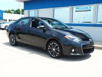CARFAX One-Owner. Clean CARFAX. Black Sand 2014 Toyota