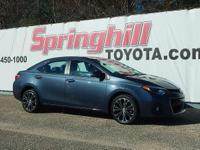 Treat yourself to a test drive in this 2014 Toyota