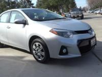 CARFAX 1-Owner. FUEL EFFICIENT 37 MPG Hwy/29 MPG City!