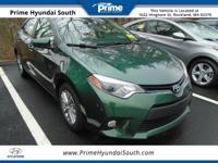 Recent Arrival! Just Reduced! 2014 Toyota Corolla LE
