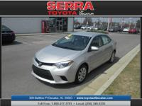 Join us at Serra Toyota of Decatur! Real Winner! Are