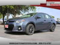 2014 Toyota Corolla S, The great condition of this