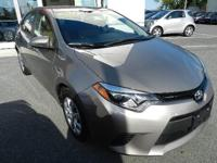 2014 TOYOTA COROLLA LE 6.1 TOUCHSCREEN DISPLAY AUDIO