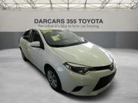 2014 TOYOTA COROLLA LE IN GREAT CONDITION!! HEATED