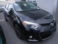 2014 TOYOTA COROLLA S PREMIUM WITH ALL THE EXTRAS!