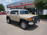 NEW ARRIVAL! This 2014 Toyota FJ Cruiser looks great