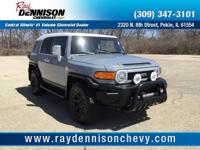 Cement 2014 Toyota FJ Cruiser 4WD 5-Speed Automatic