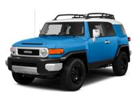 2014 Toyota FJ Cruiser Our Location is: Mercedes-Benz