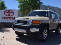 4WD. CARFAX One-Owner. Clean CARFAX. Beige 2014 Toyota