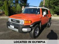 New Price! 2014 Toyota FJ Cruiser 4WD, *****. Awards: *