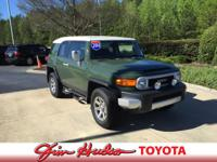Options:  2014 Toyota Fj Cruiser Is Proudly Offered By