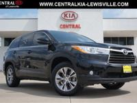 Our 2014 Toyota Highlander LE is a great solution for