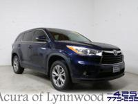 2014 Toyota Highlander AWD. Don't let the miles
