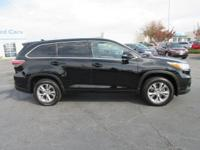 Look at this 2014 Toyota Highlander FWD 4dr V6 LE. Its