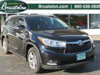 This used 2014 Toyota Highlander in Mystic, CT is a