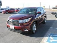 CARFAX One-Owner. Clean CARFAX. Maroon 2014 Toyota