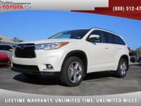 2014 Toyota Highlander Limited AWD V6, *** 1 FLORIDA