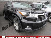 Come test drive this 2014 Toyota Highlander! It boasts