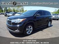 2014 Toyota Highlander Limited is a beauty will all the