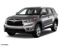 Like new. Toyota Certified! If you're looking for an
