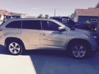 2014 Toyota Highlander limited edition with the