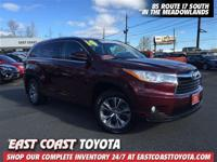 Check out this 2014 Toyota Highlander XLE***TOYOTA