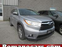 Introducing the 2014 Toyota Highlander! It prioritizes