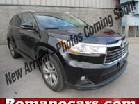 Load your family into the 2014 Toyota Highlander!