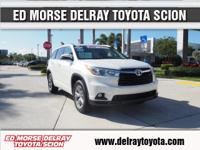 This 2014 Toyota Highlander XLE is proudly offered by