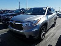 New Price! Silver Sky Metallic 2014 Toyota Highlander