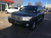 We are excited to offer this 2014 Toyota Land Cruiser.