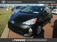 This 2014 Toyota Prius c 4dr 5dr HB Three Hatchback
