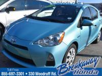 ***Breakaway Honda*** NO ACCIDENT HISTORY ON CARFAX!,