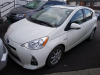 2014 Toyota Prius c Four in Moonglow, **ONE OWNER**,