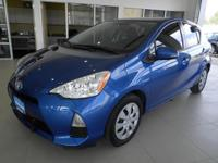 Exterior Color: blue, Body: Hatchback, Engine: 1.5L I4