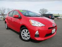 Options:  2014 Toyota Prius C Two|1.5L I4