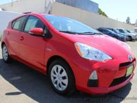 This 2014 Toyota Prius c 4dr Two Hatchback 4D features