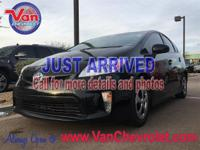 Recent Arrival! Clean CARFAX. 2014 Toyota Prius FWD CVT
