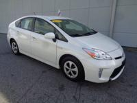 New Price! Certified. 2014 Toyota Prius Four **GREAT
